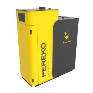 PEREKO Q PER 24 kW sijotos anglies granulinis katilas. 5 klas4s katilas