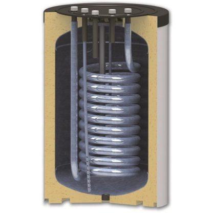 vandens šildytuvas SWUP 150 dujiniams katilams, šilumos siurbliams
