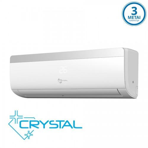 Crystal šilumos siurblys/oro kondicionierius